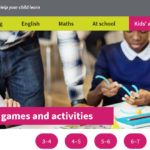 Picture of Oxford Owl Maths webpage